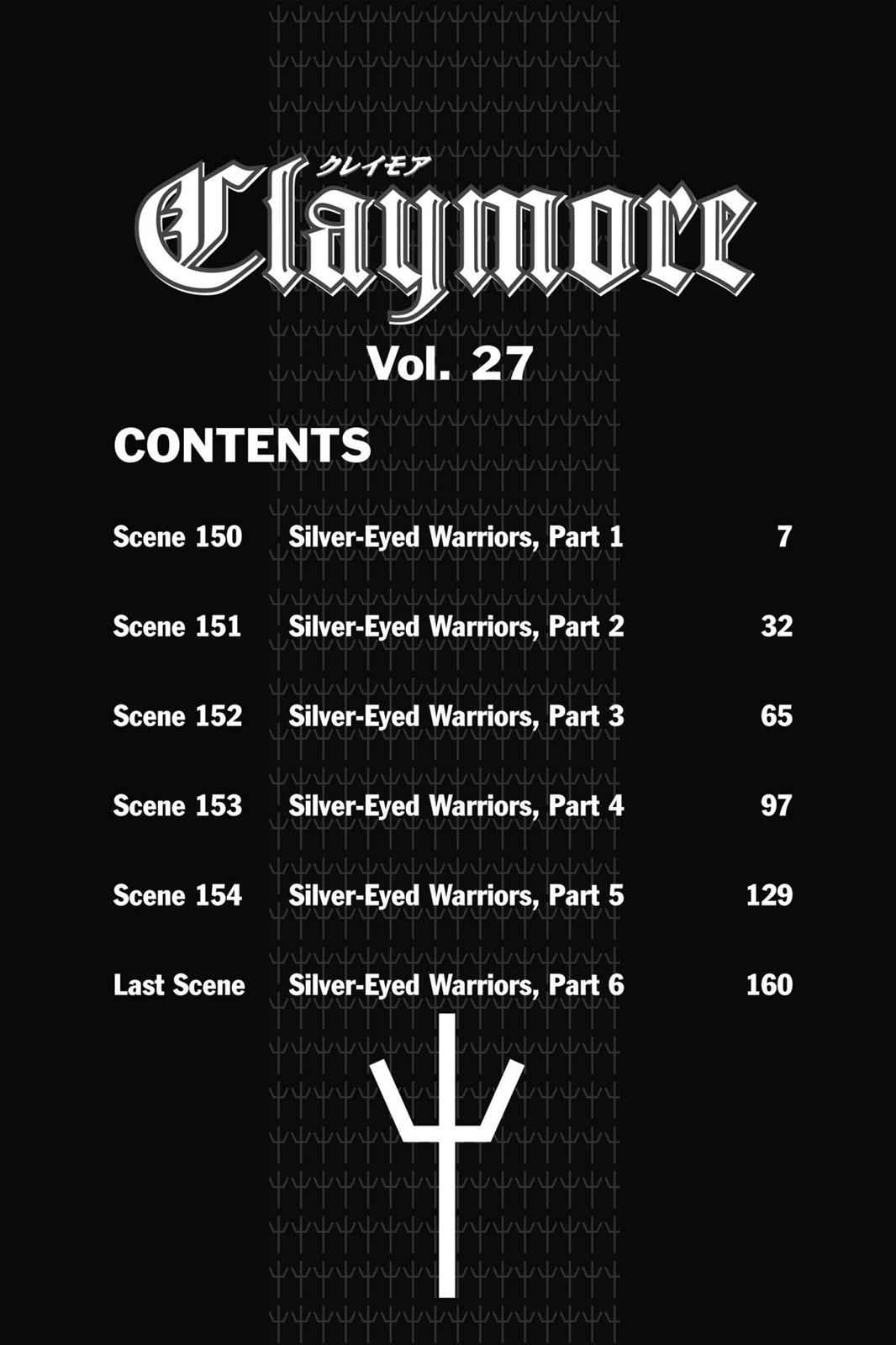Claymore Chapter 150 Page 6