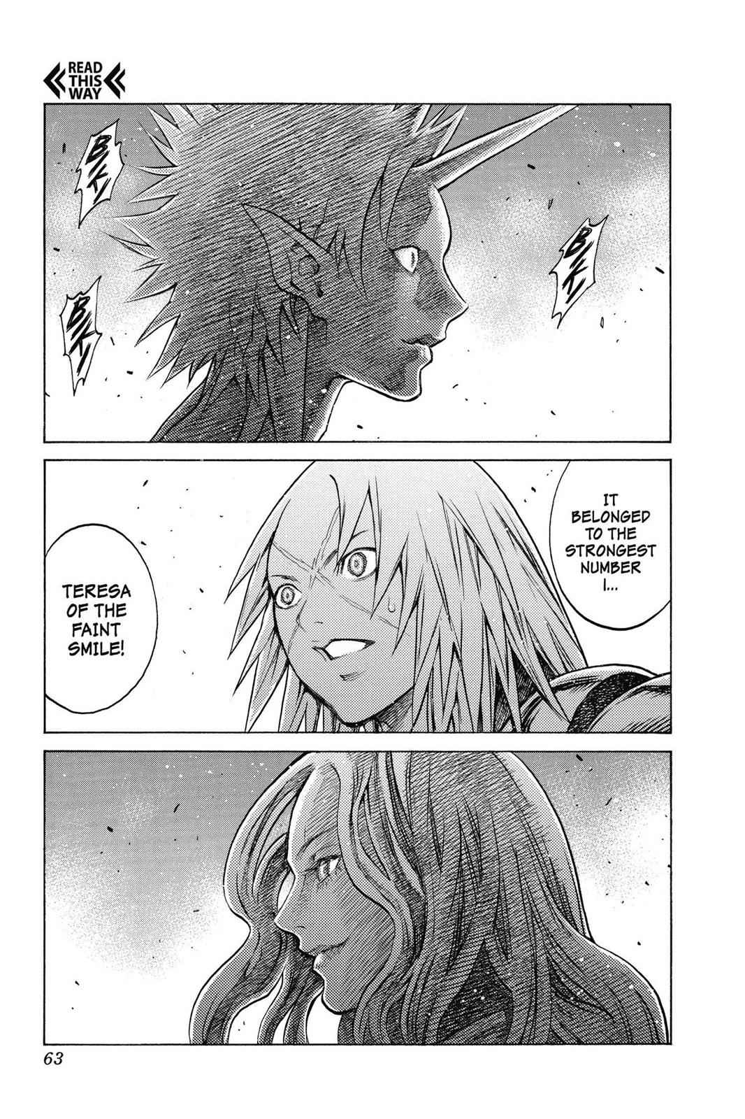 Claymore Chapter 151 Page 29