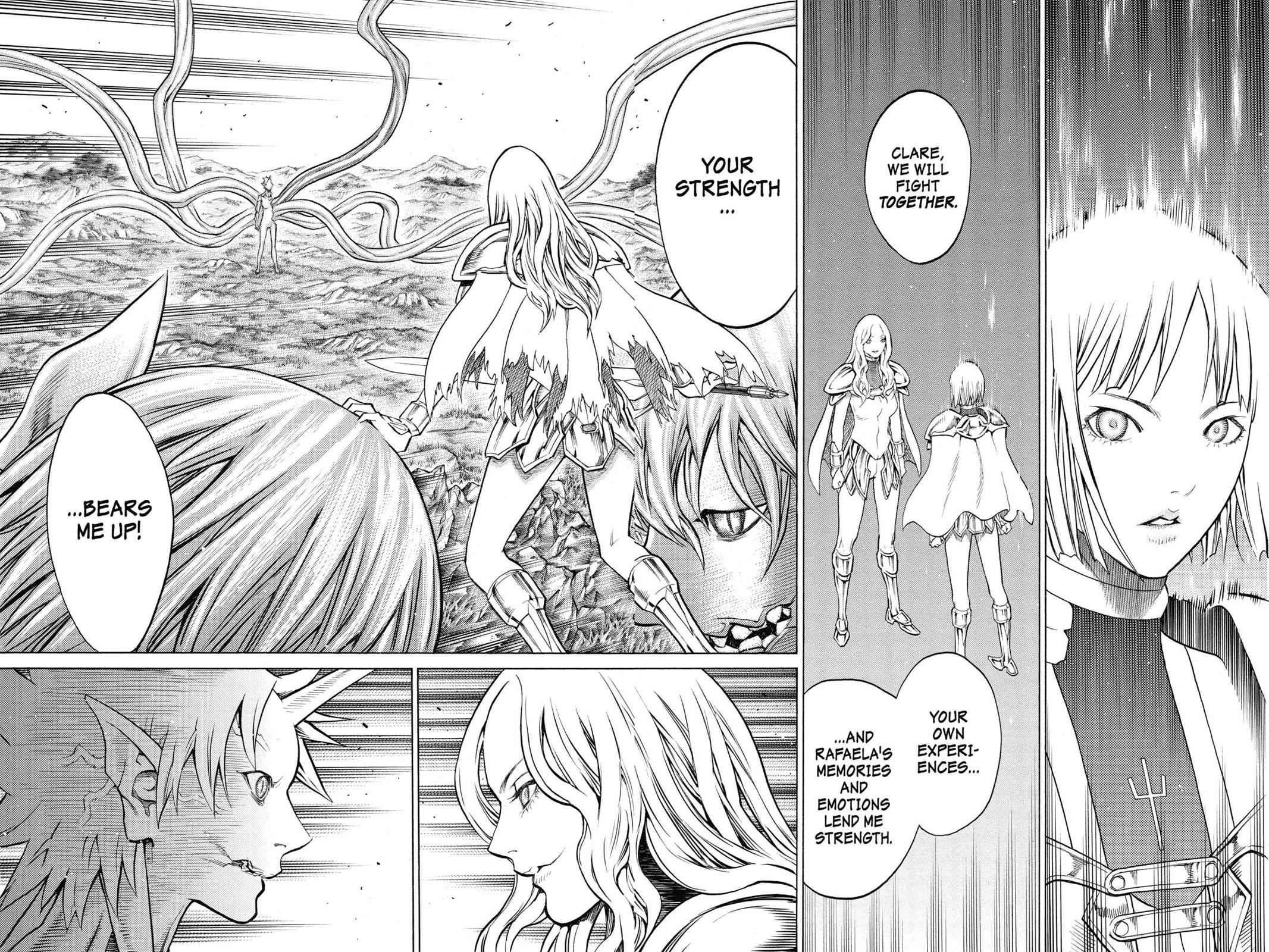 Claymore Chapter 151 Page 5