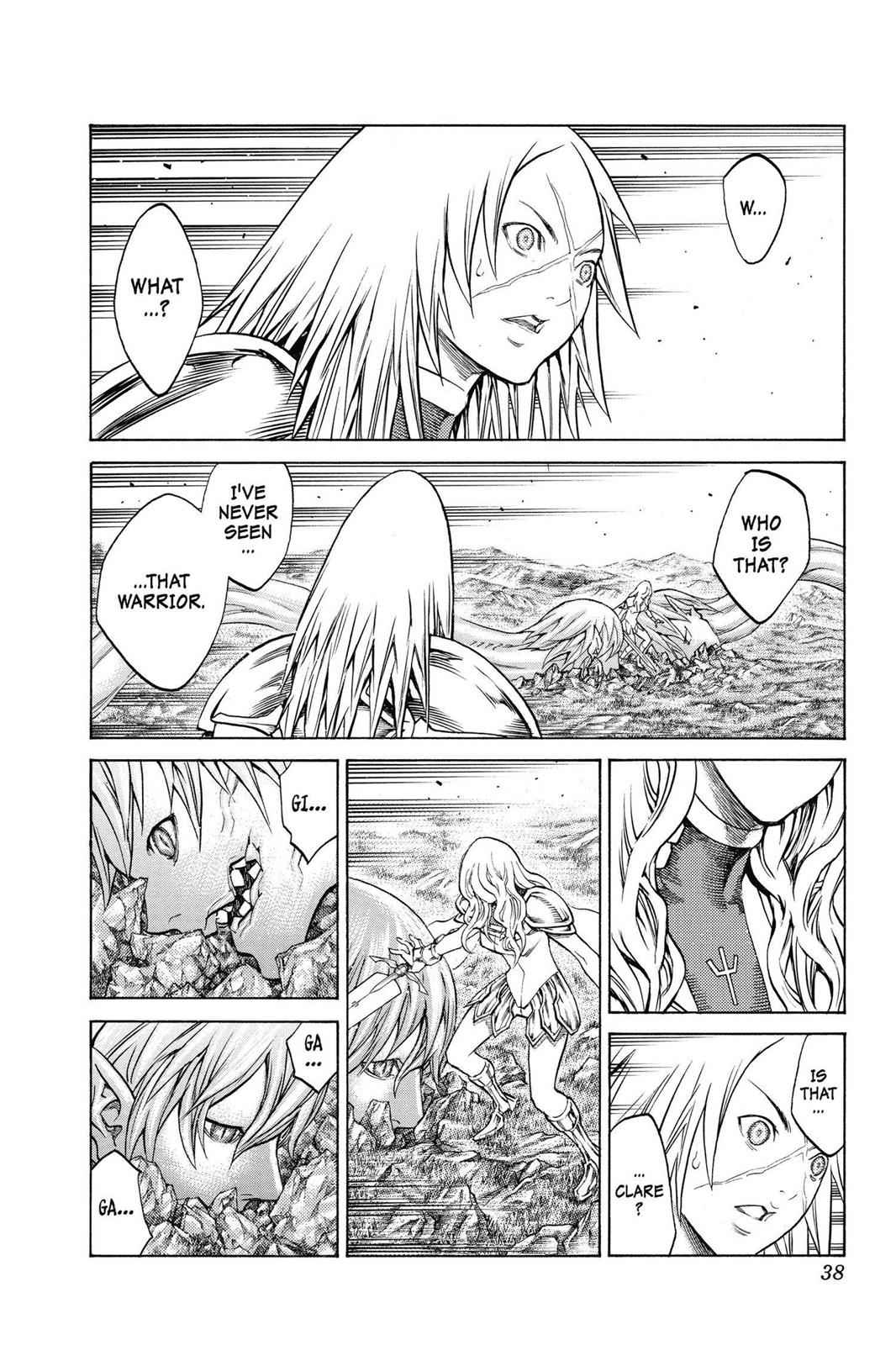 Claymore Chapter 151 Page 6