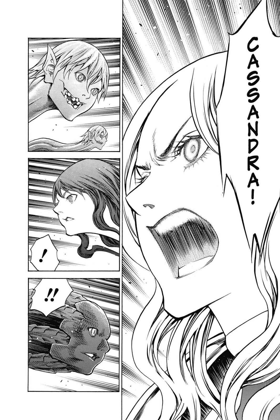 Claymore Chapter 151 Page 8