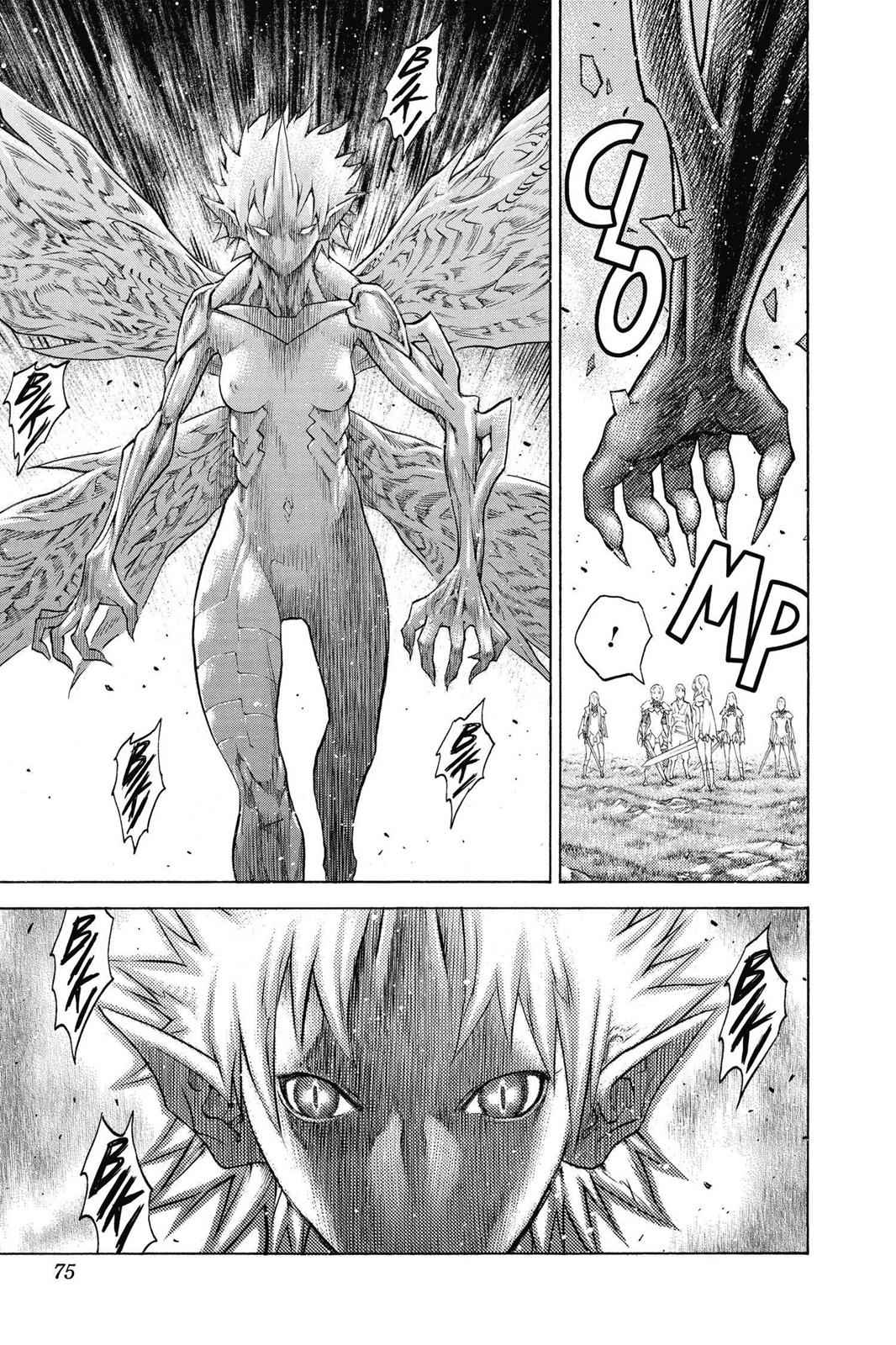 Claymore Chapter 152 Page 11