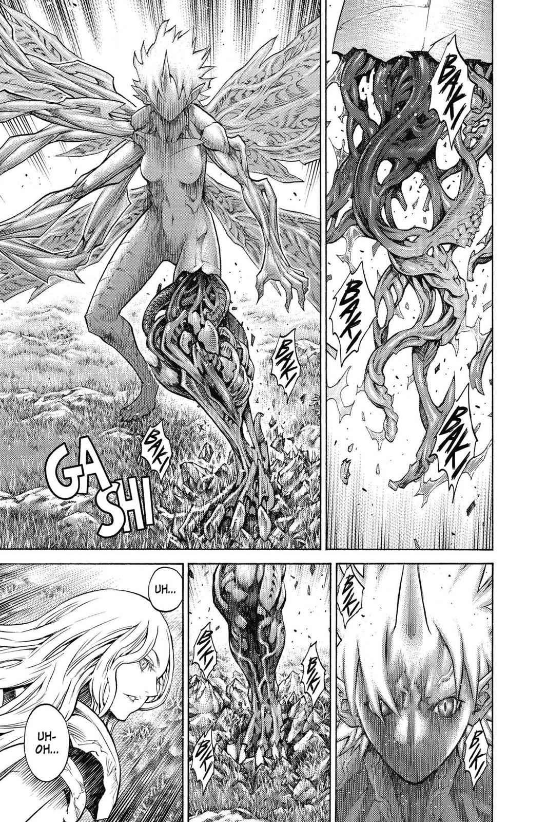 Claymore Chapter 152 Page 24