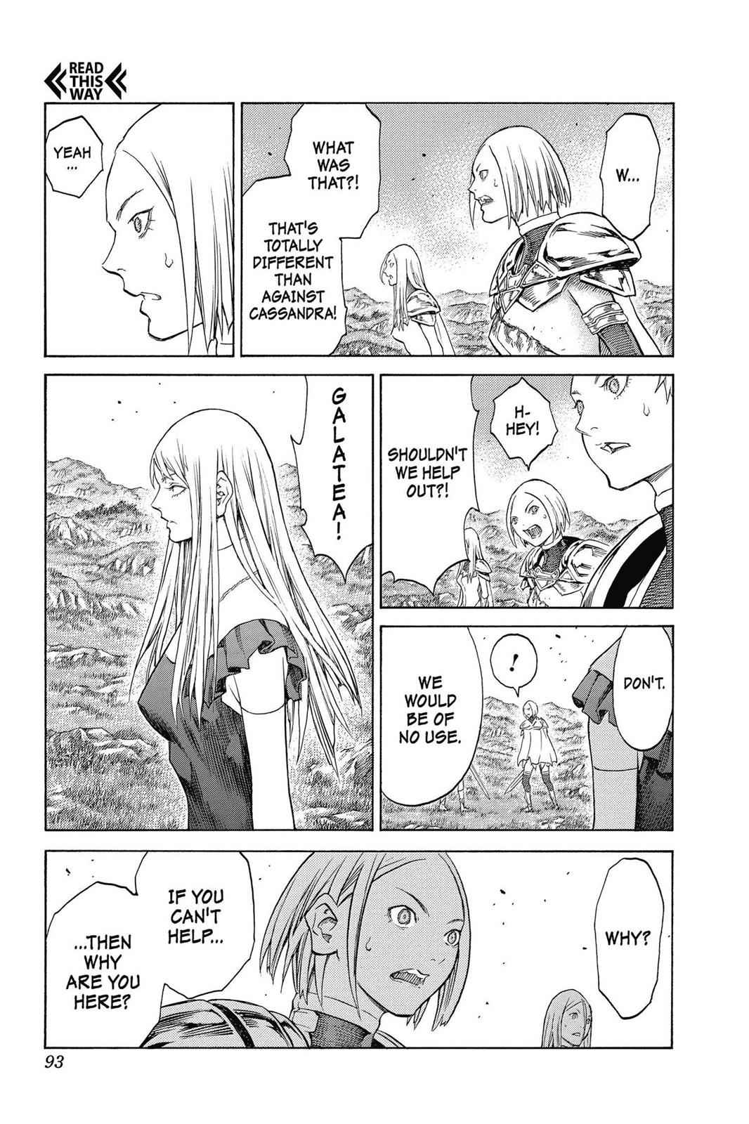 Claymore Chapter 152 Page 26