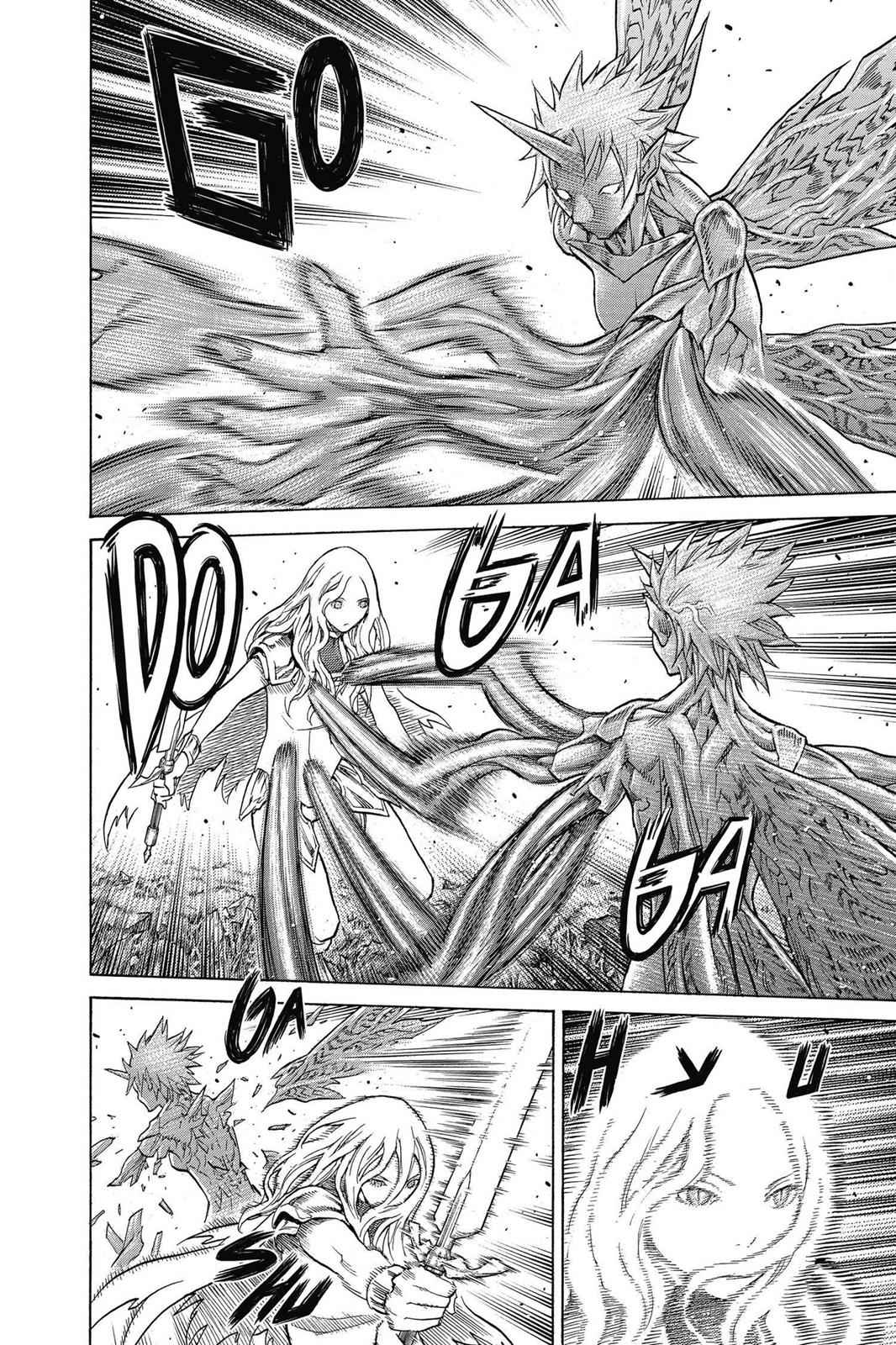 Claymore Chapter 153 Page 13