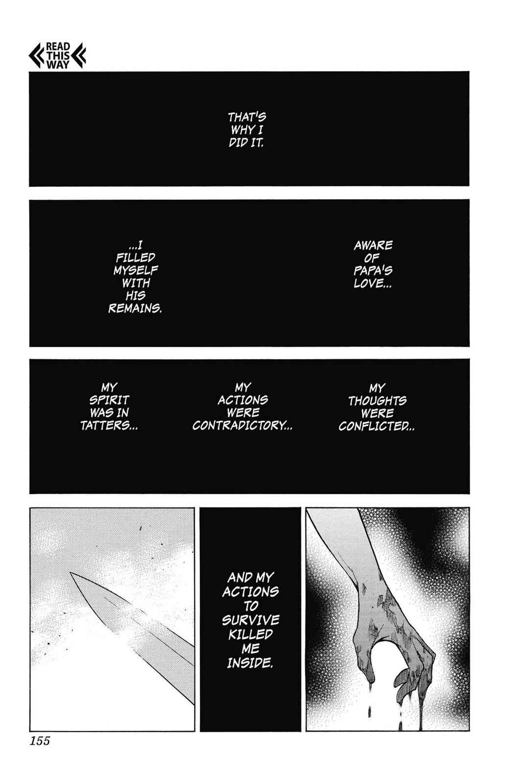 Claymore Chapter 154 Page 21
