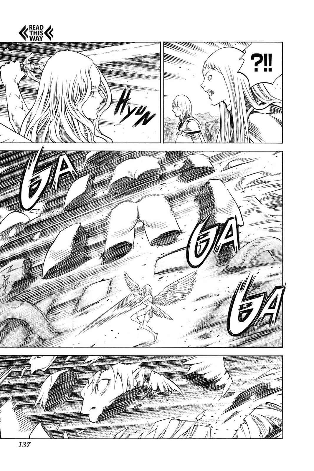 Claymore Chapter 154 Page 7