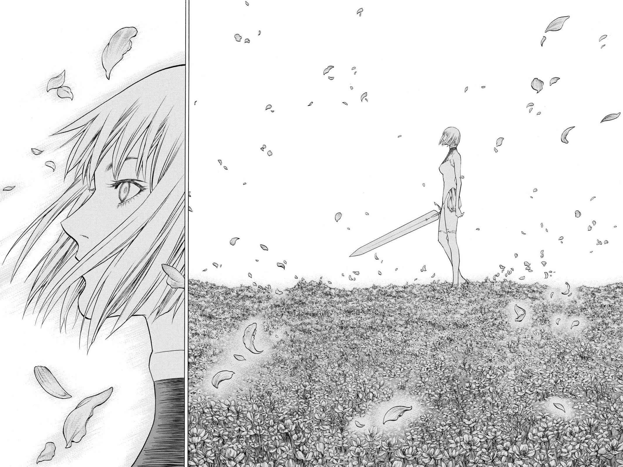 Claymore Chapter 155 Page 12