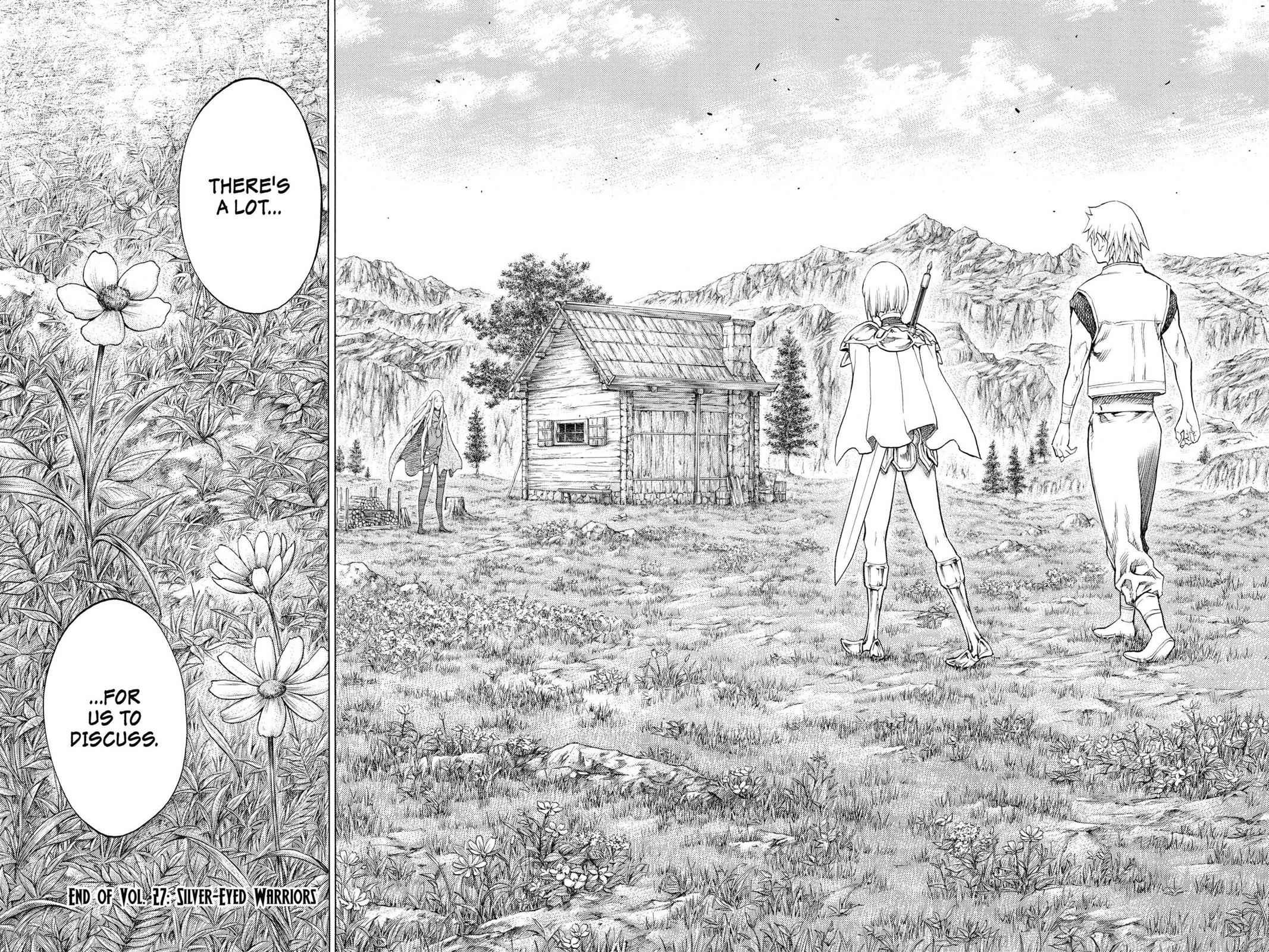 Claymore Chapter 155 Page 26