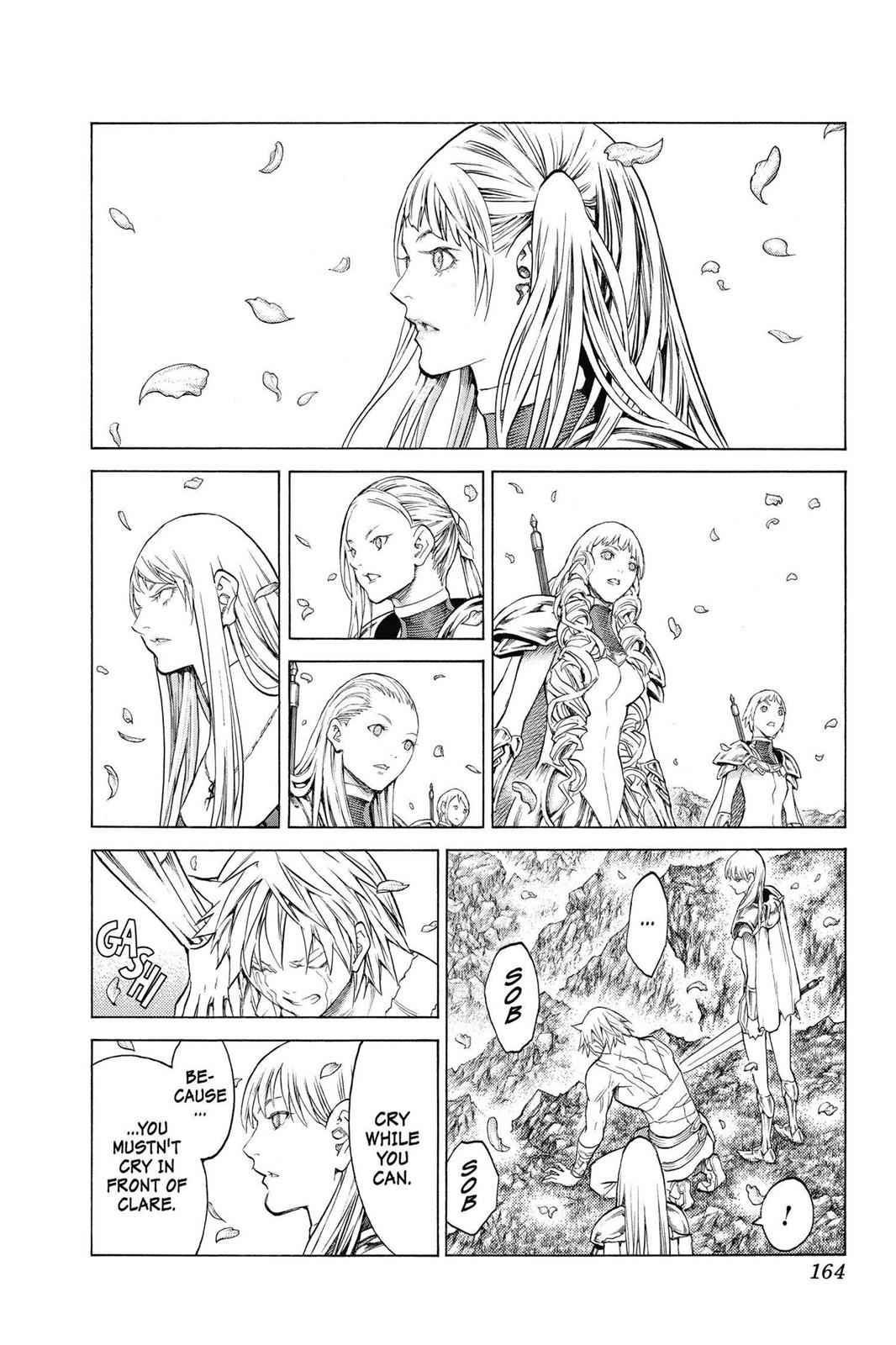 Claymore Chapter 155 Page 4