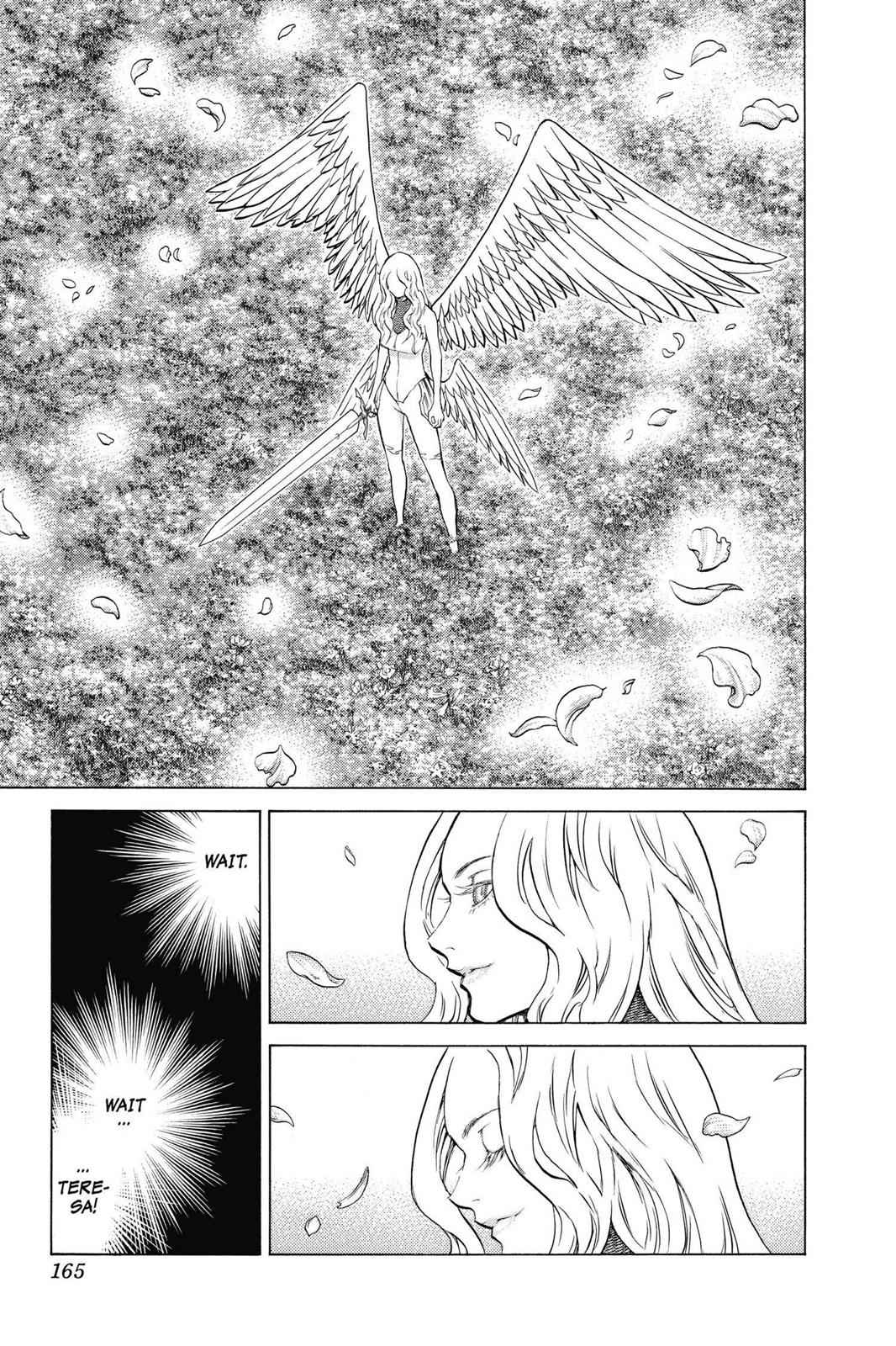 Claymore Chapter 155 Page 5