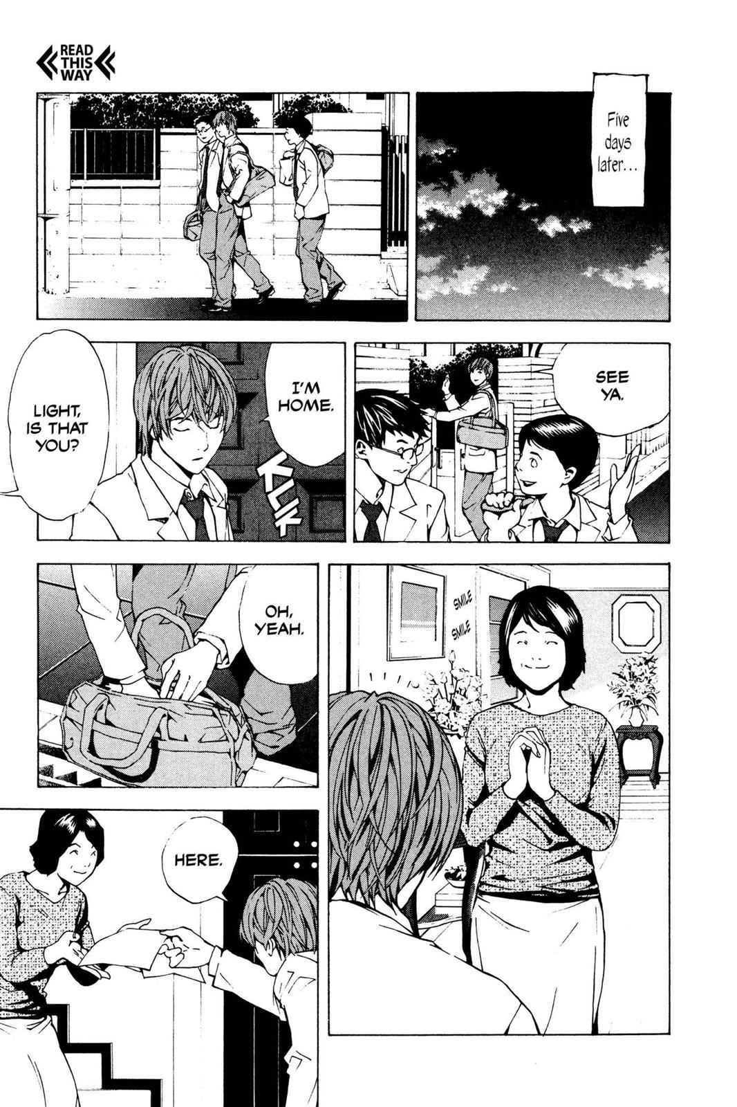 Death Note Chapter 1 Page 16