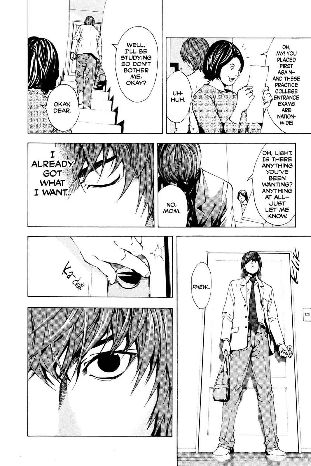 Death Note Chapter 1 Page 17