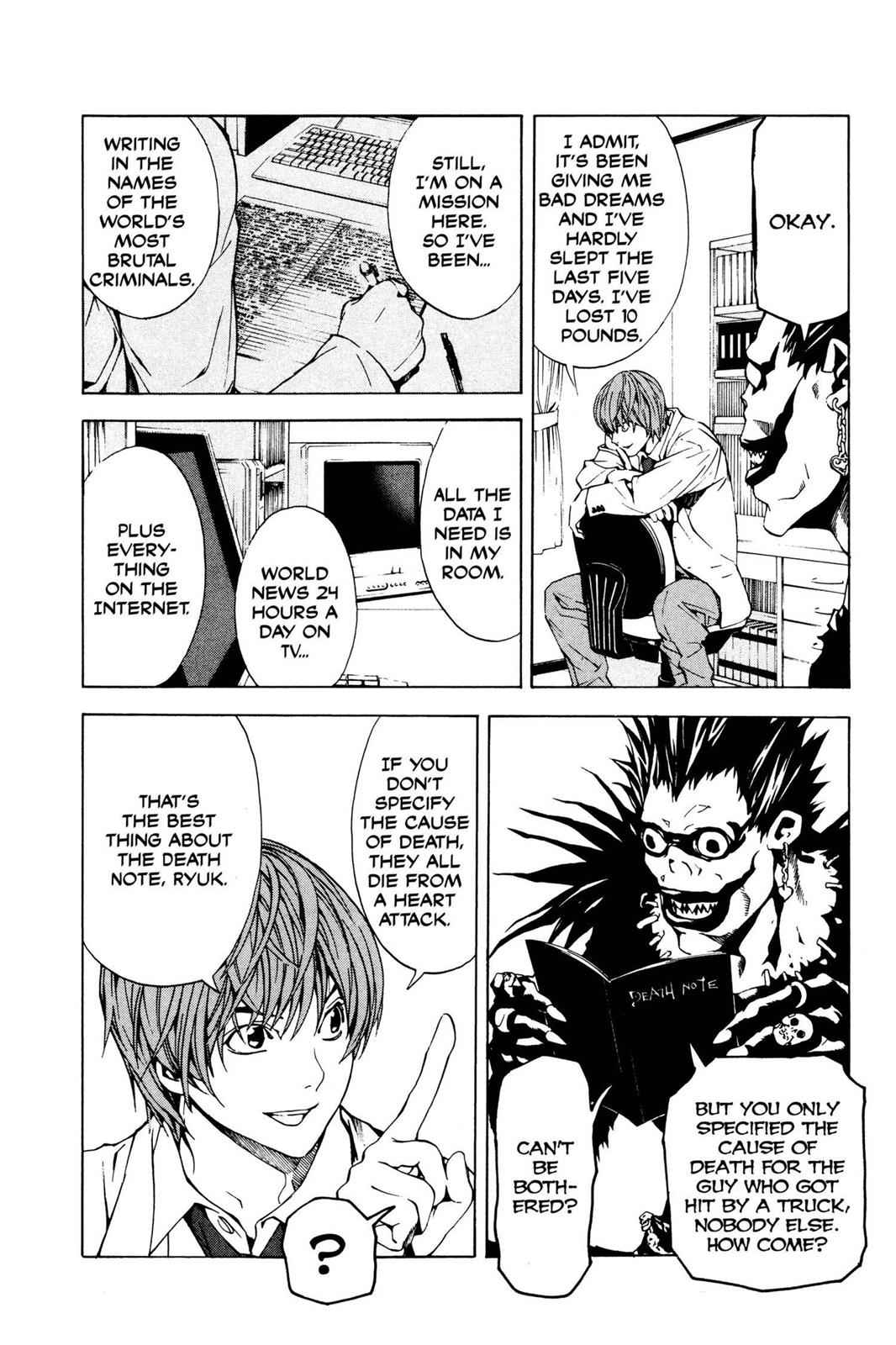 Death Note Chapter 1 Page 47