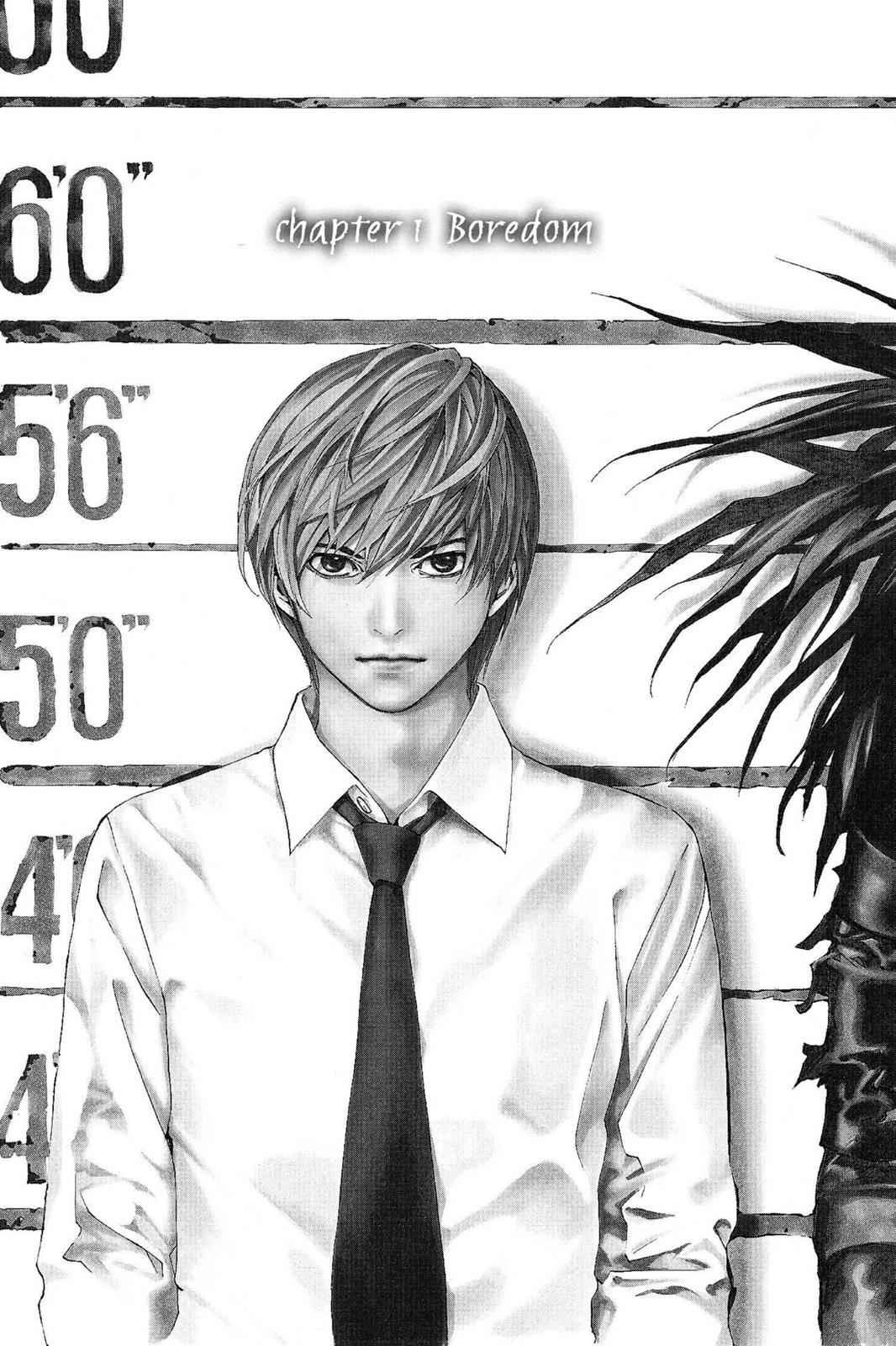 Death Note Chapter 1 Page 8