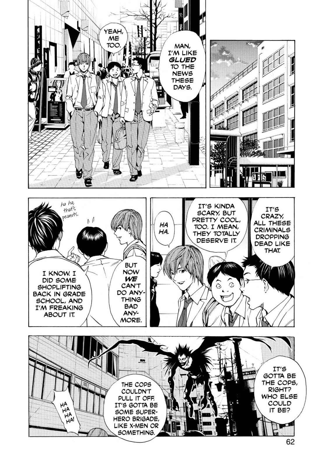 Death Note Chapter 2 Page 10
