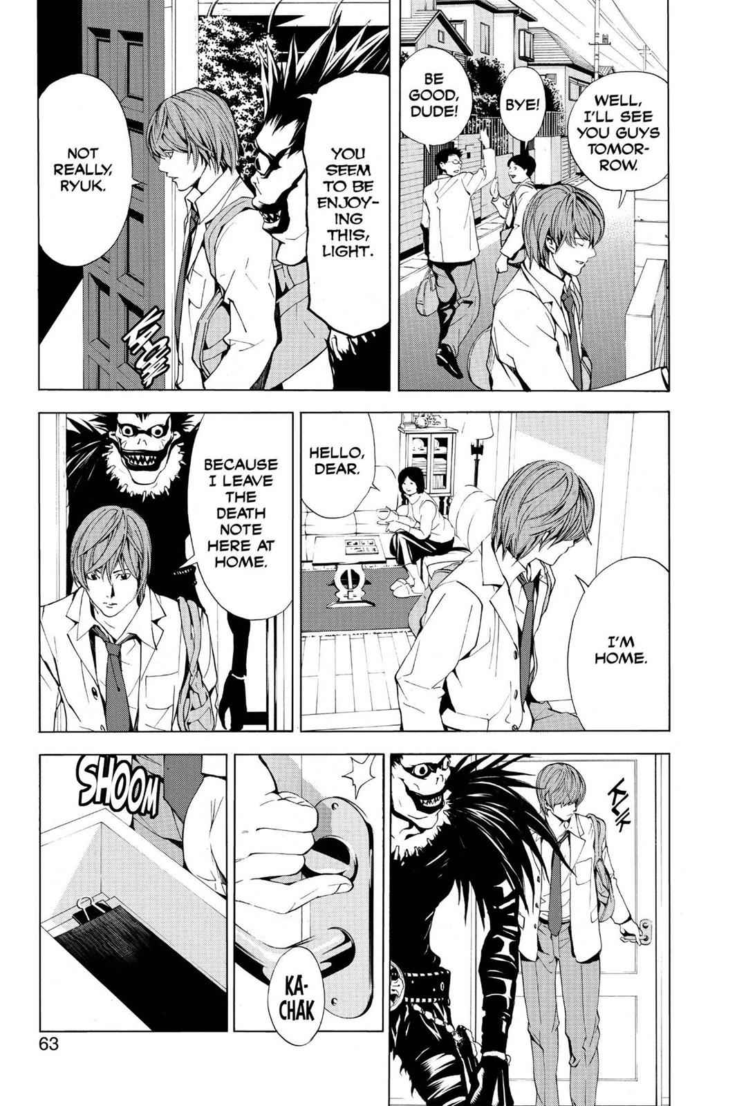Death Note Chapter 2 Page 11