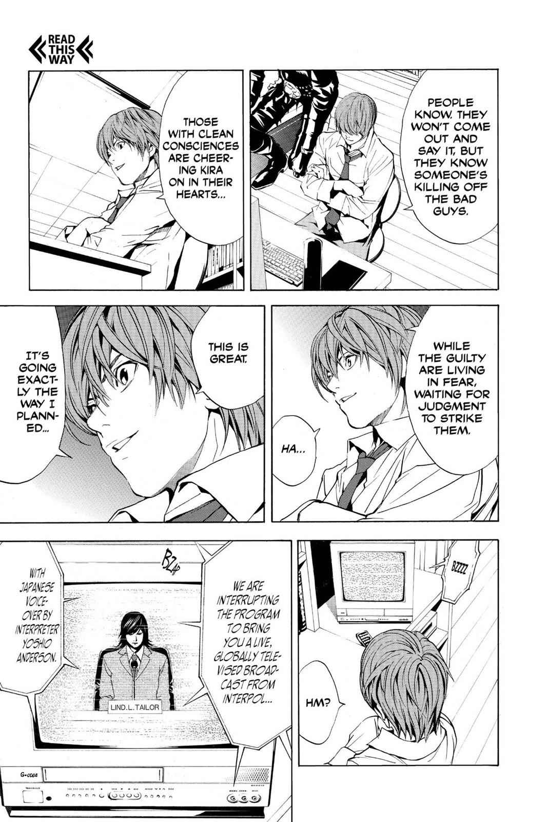 Death Note Chapter 2 Page 15