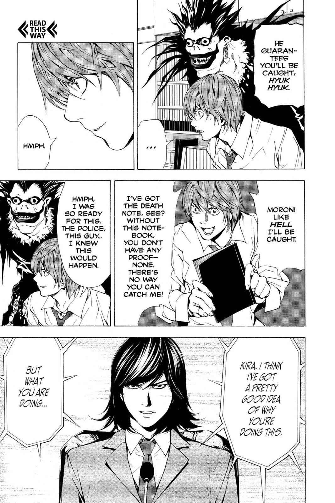 Death Note Chapter 2 Page 19