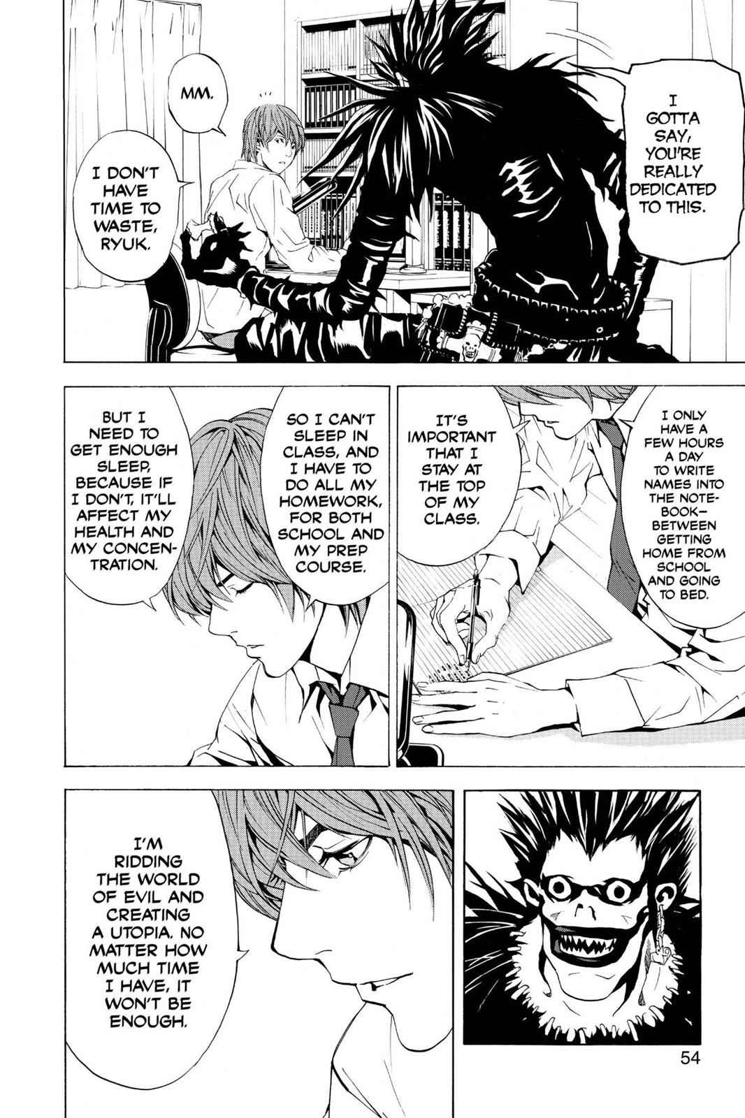 Death Note Chapter 2 Page 2