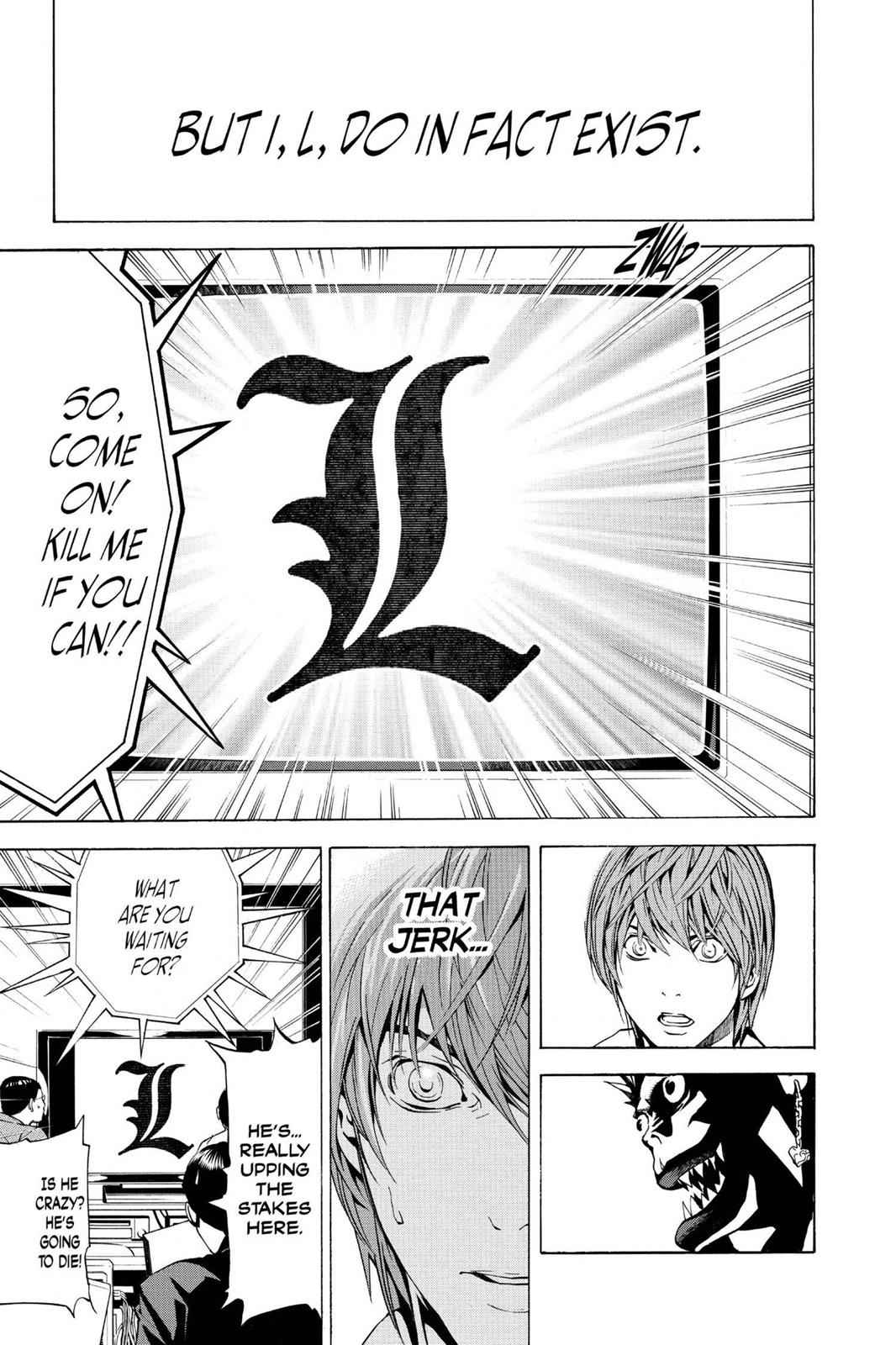 Death Note Chapter 2 Page 23
