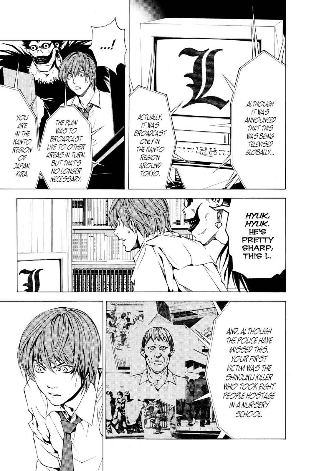 Death Note Chapter 2 Page 25
