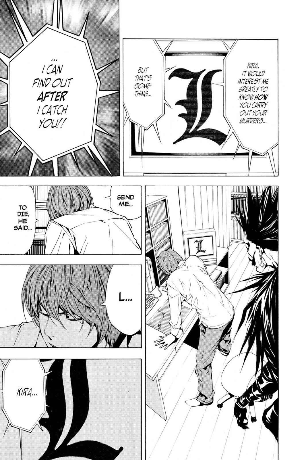 Death Note Chapter 2 Page 27