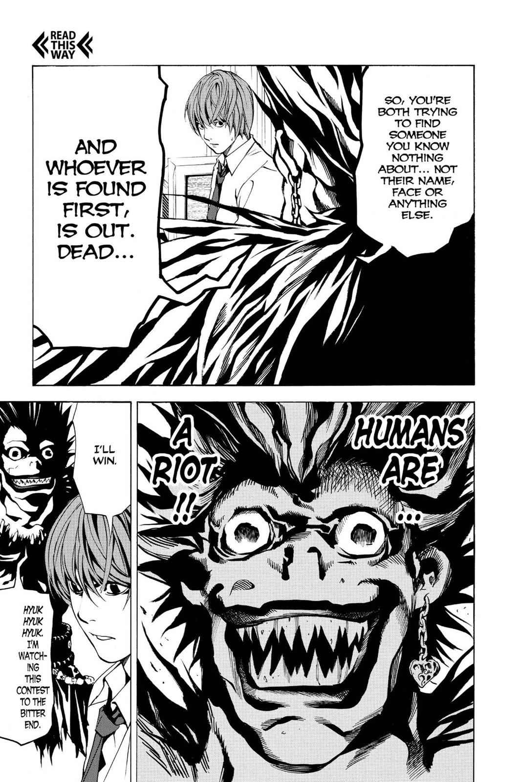 Death Note Chapter 2 Page 29