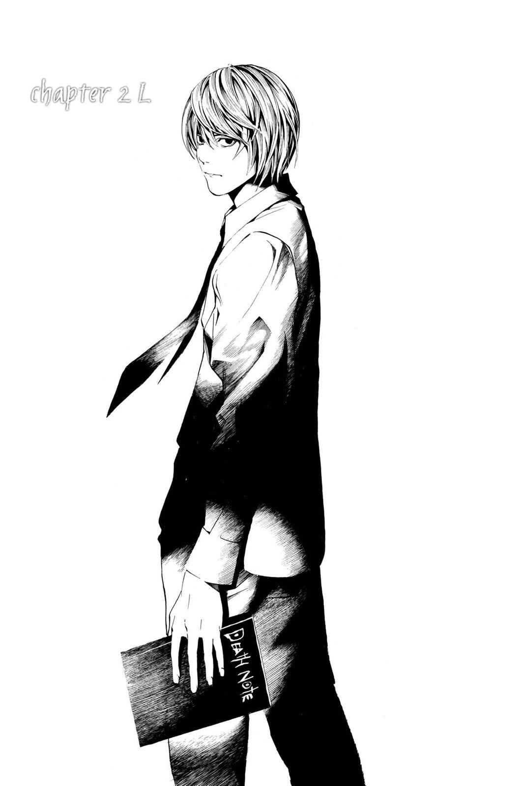 Death Note Chapter 2 Page 3