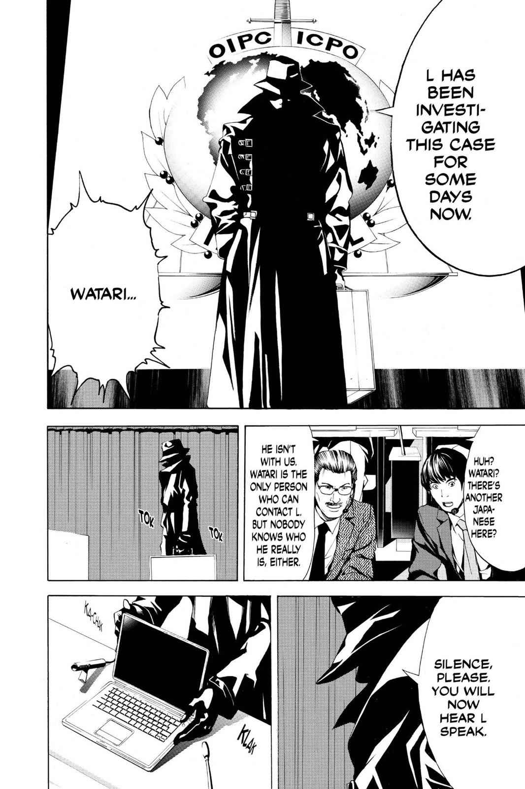 Death Note Chapter 2 Page 8