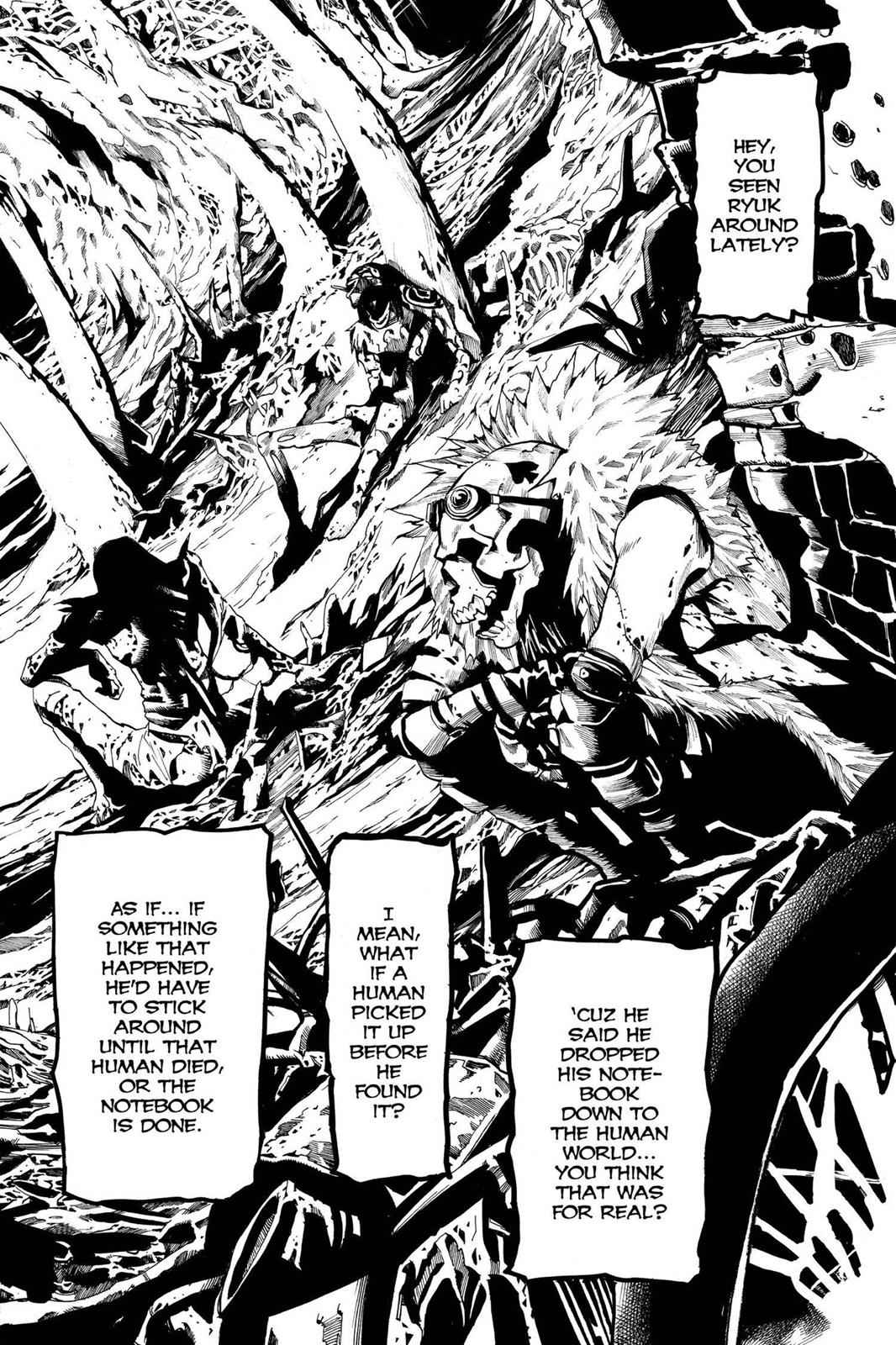 Death Note Chapter 3 Page 2