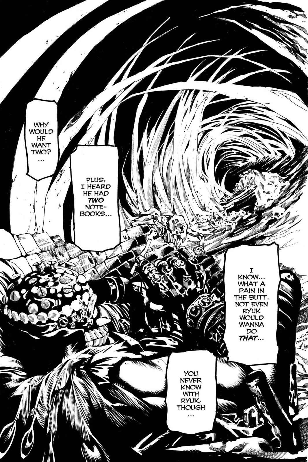 Death Note Chapter 3 Page 3