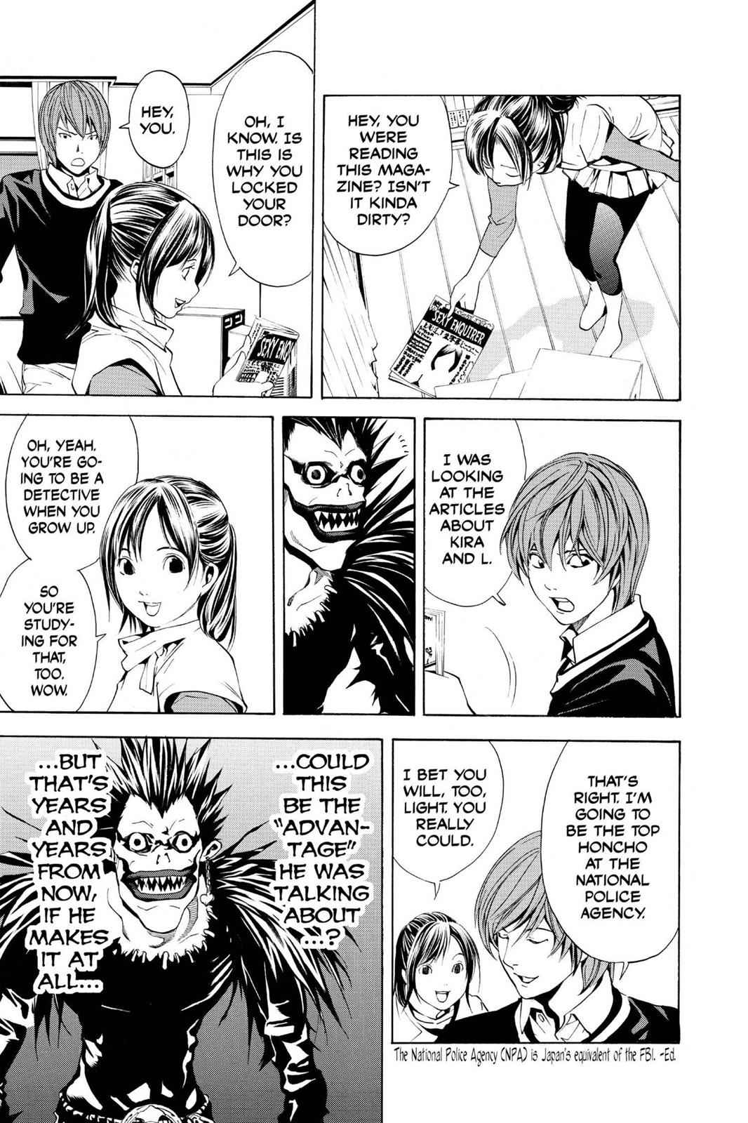 Death Note Chapter 3 Page 9