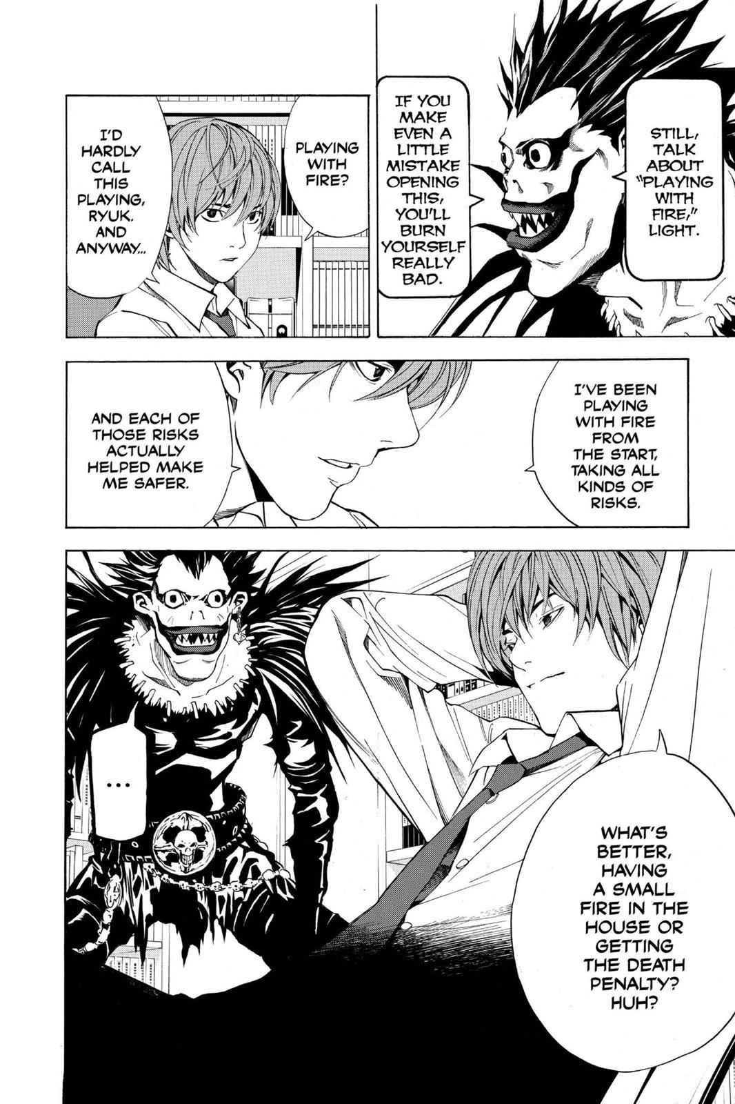 Death Note Chapter 4 Page 18
