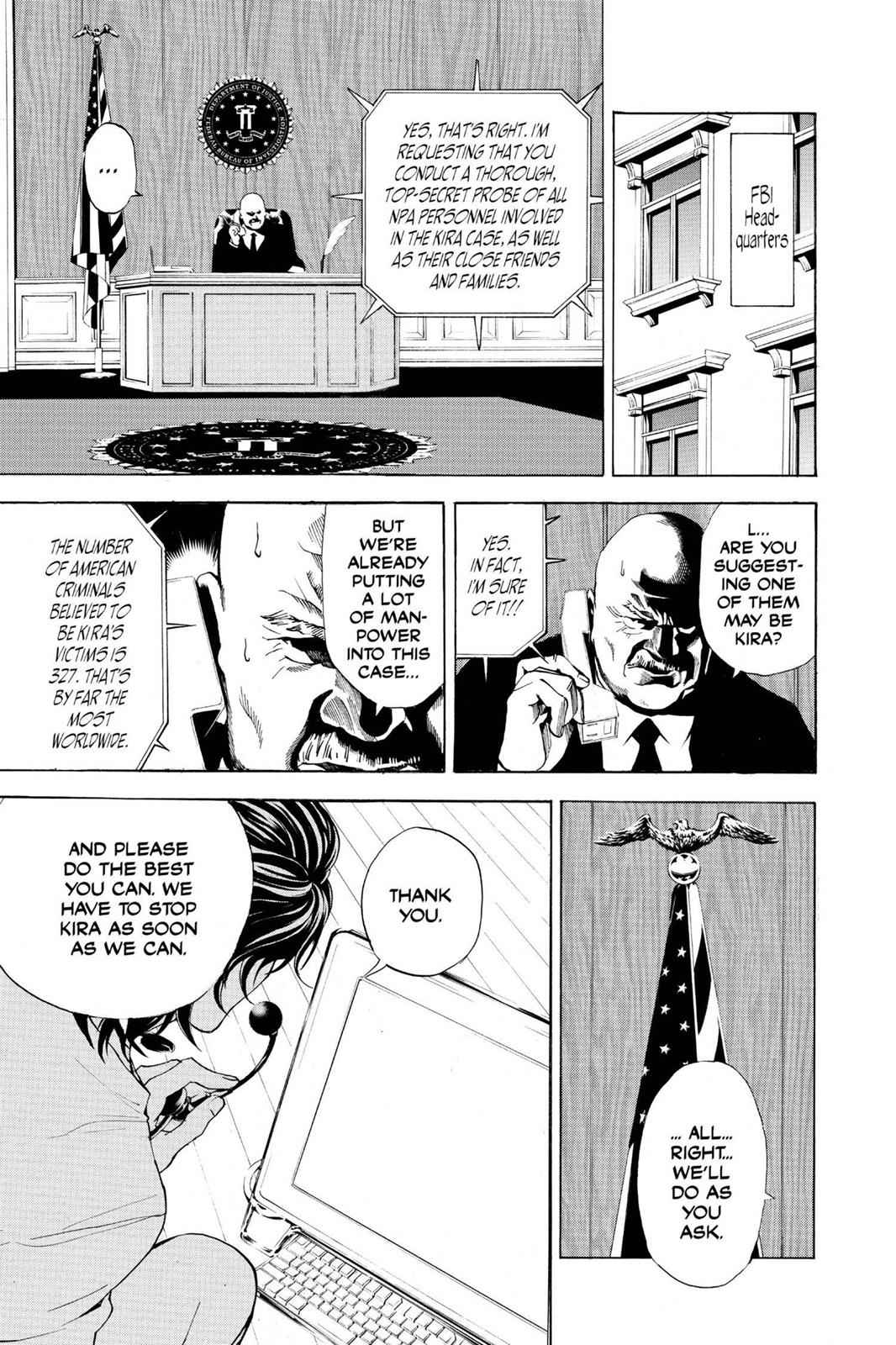 Death Note Chapter 4 Page 19
