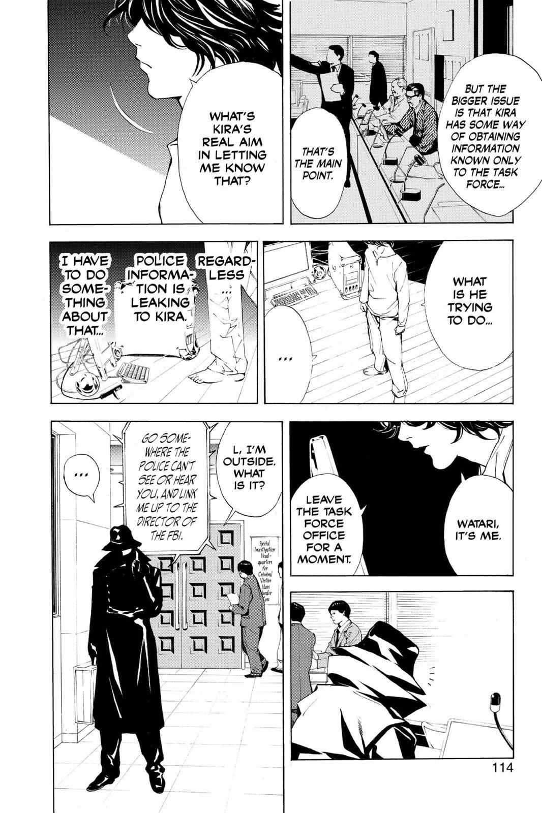 Death Note Chapter 4 Page 4