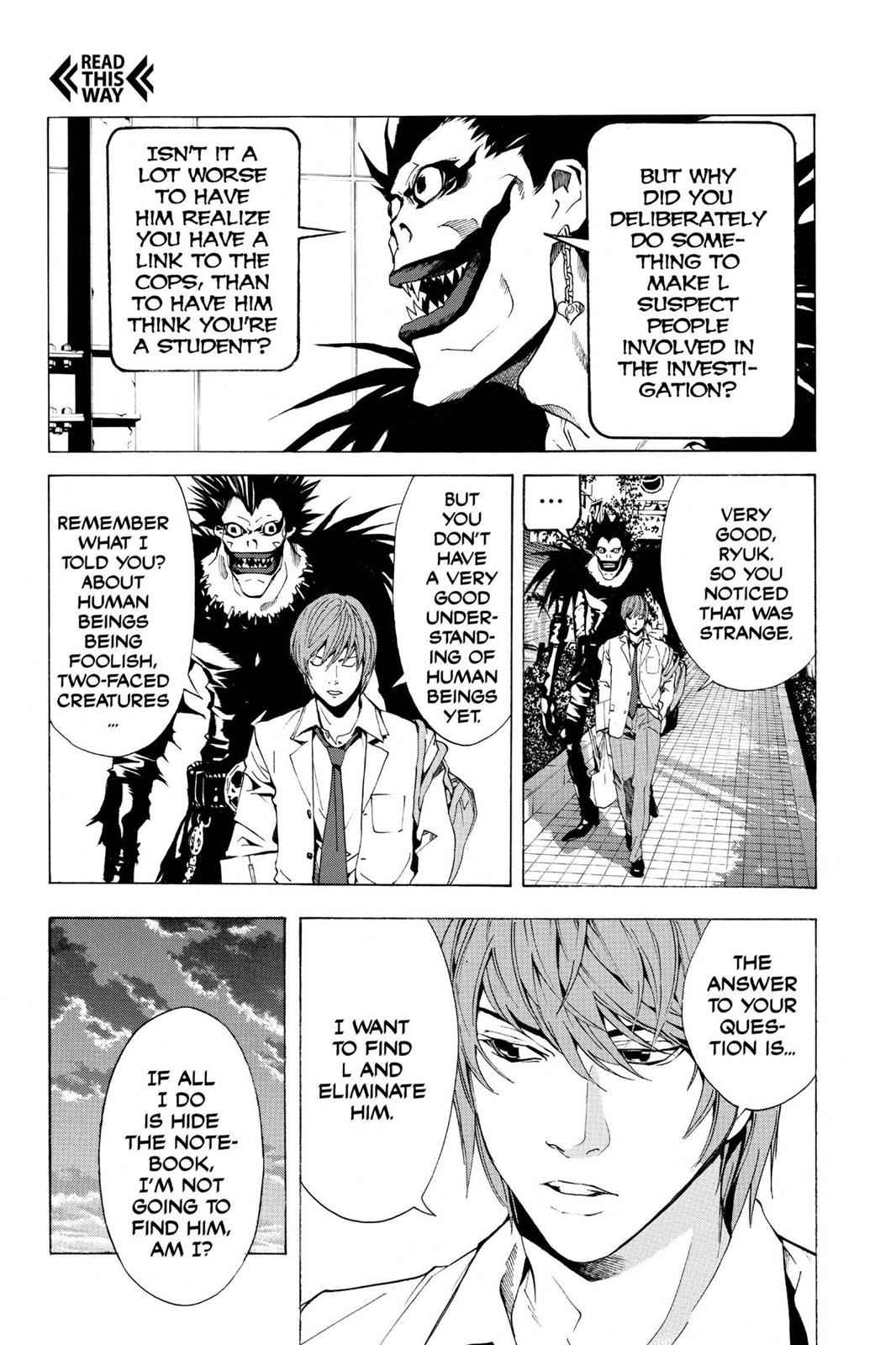 Death Note Chapter 4 Page 7