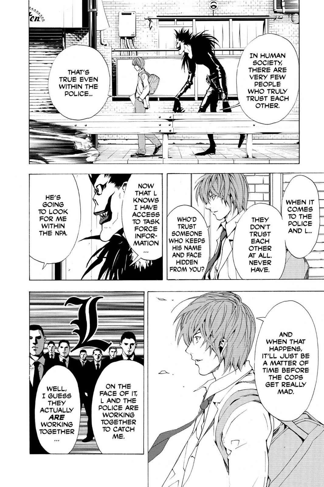 Death Note Chapter 4 Page 8