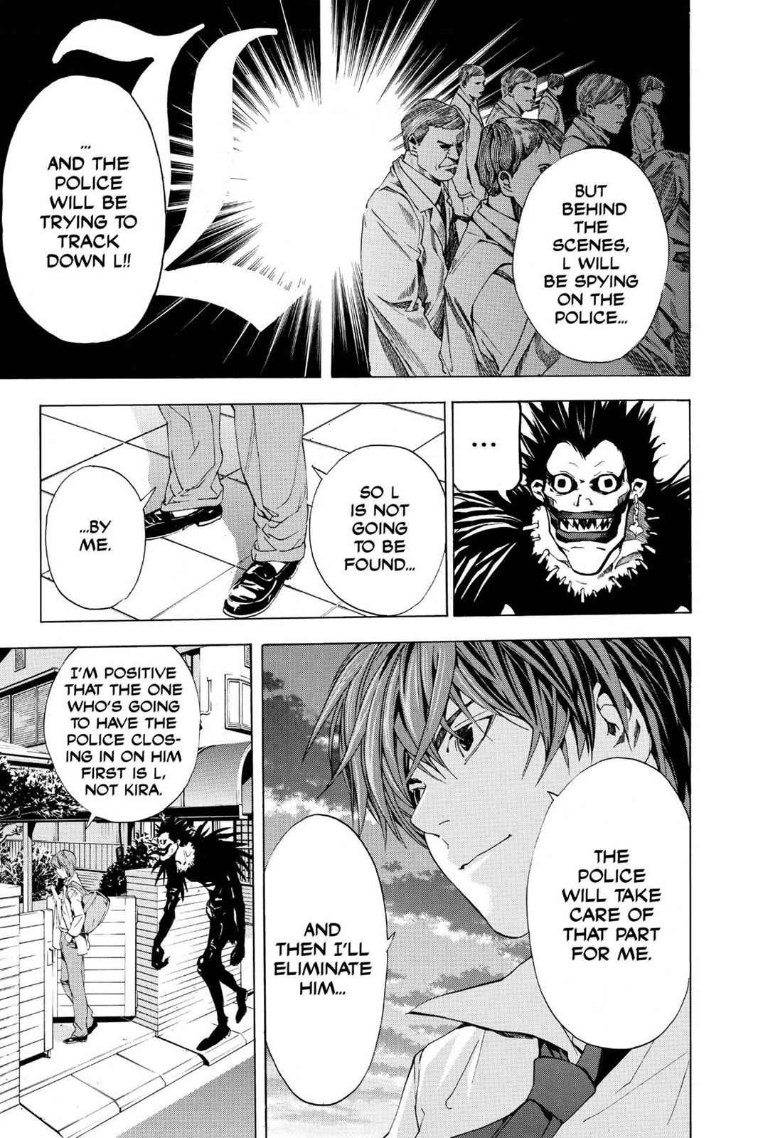 Death Note Chapter 4 Page 9