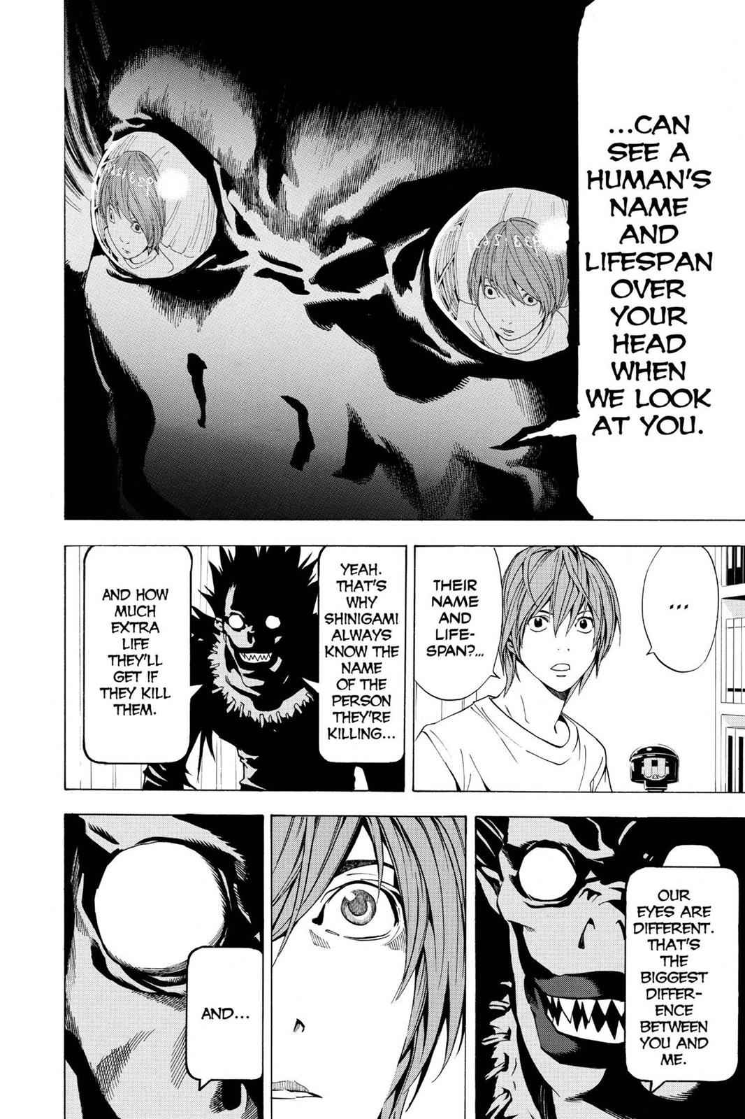 Death Note Chapter 5 Page 16