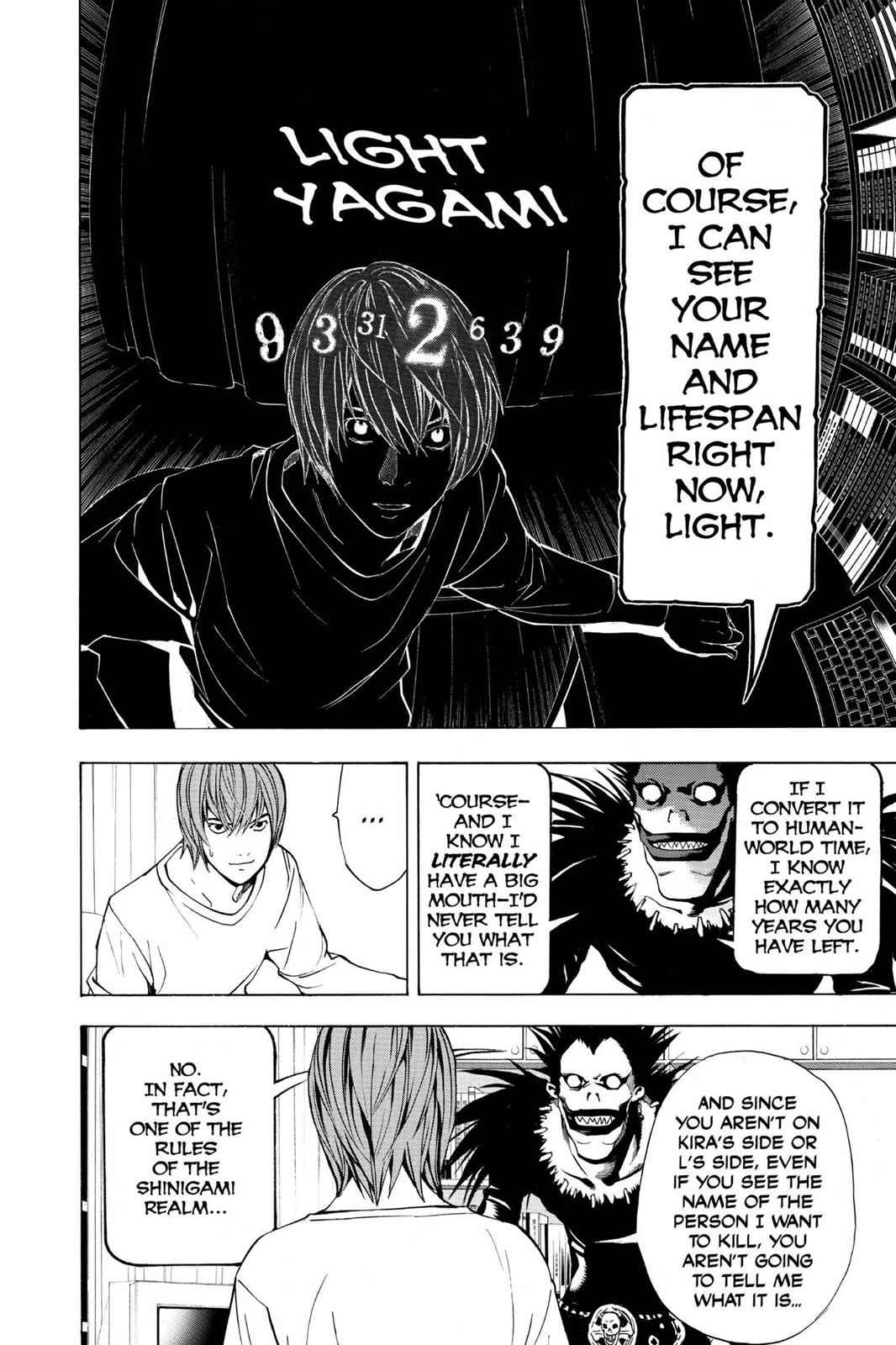 Death Note Chapter 5 Page 18
