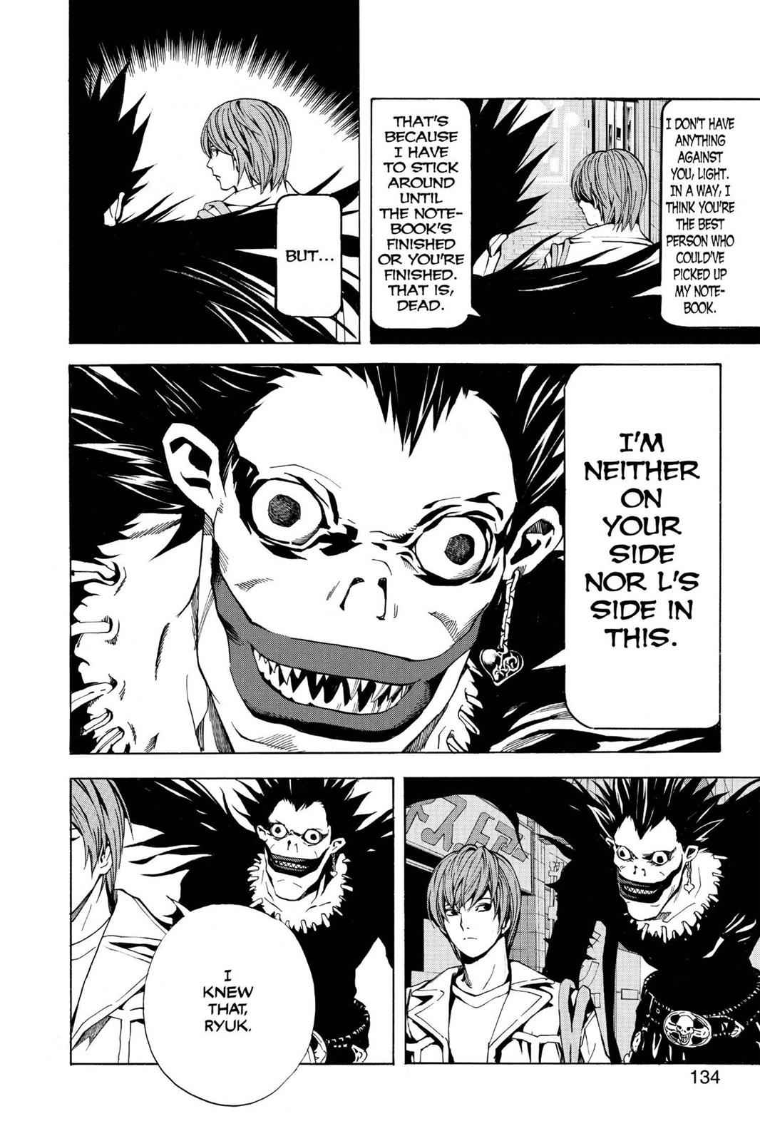 Death Note Chapter 5 Page 4