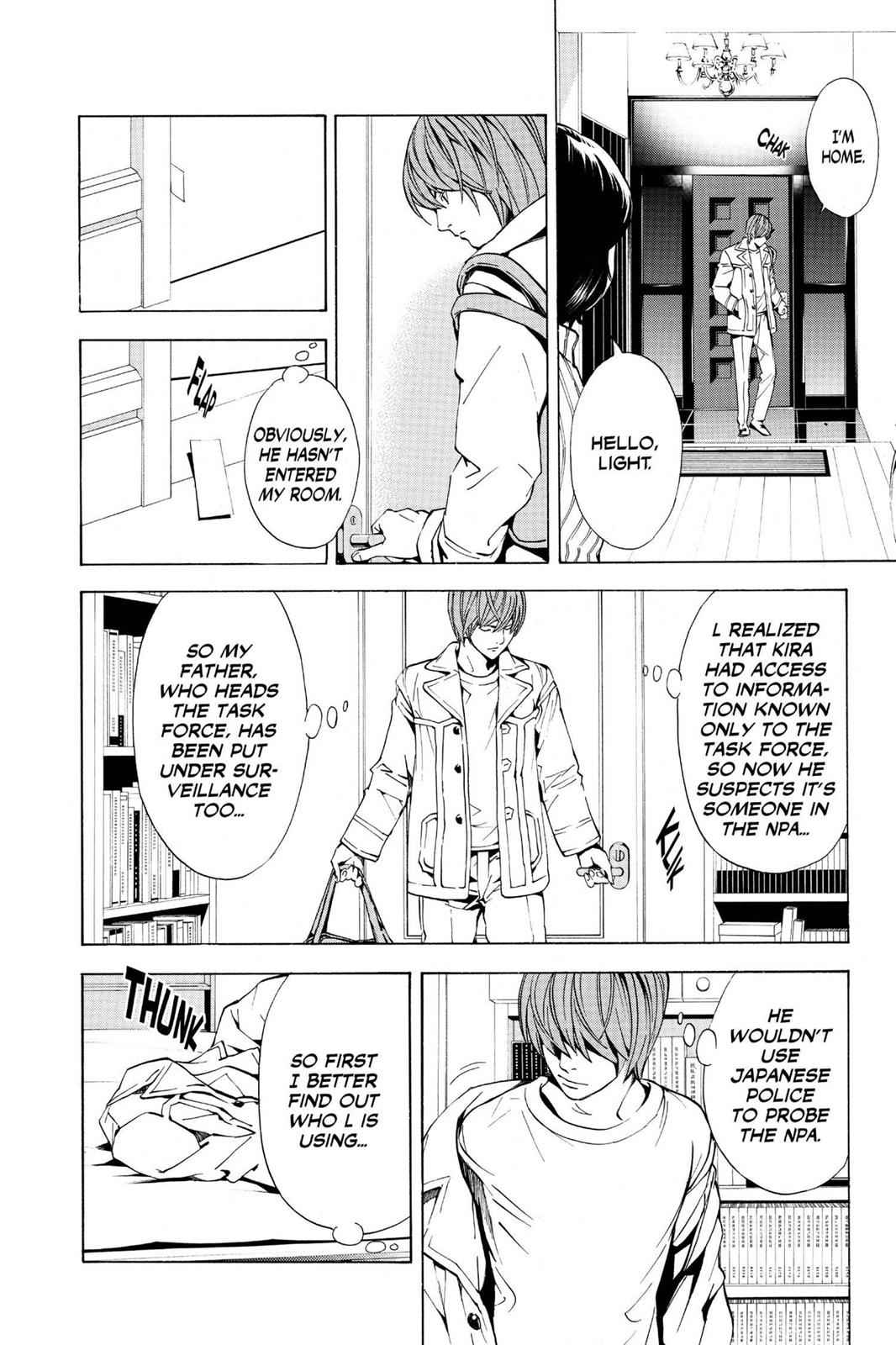 Death Note Chapter 5 Page 8