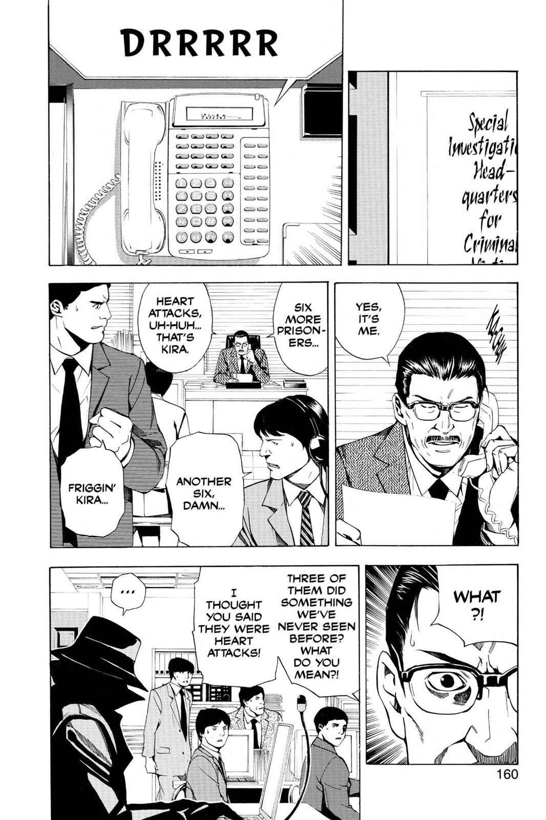 Death Note Chapter 6 Page 10