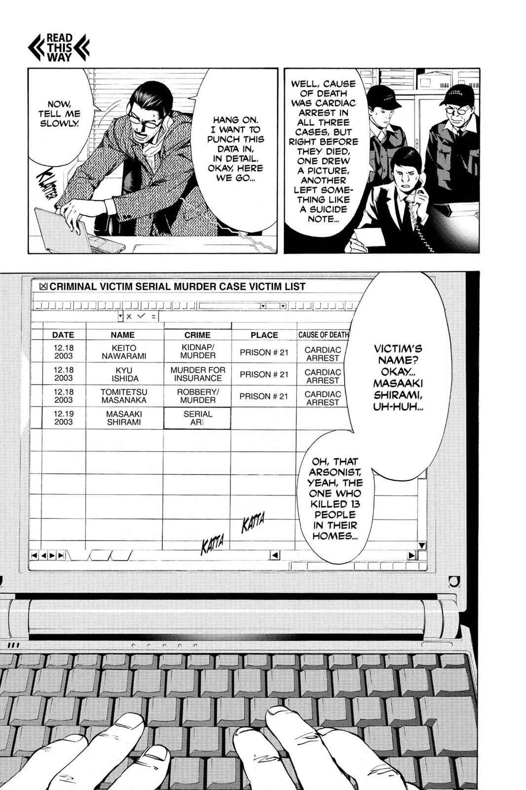 Death Note Chapter 6 Page 11