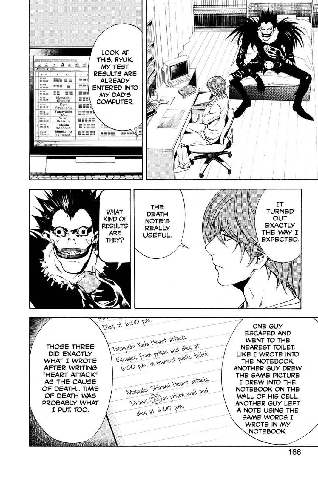 Death Note Chapter 6 Page 16