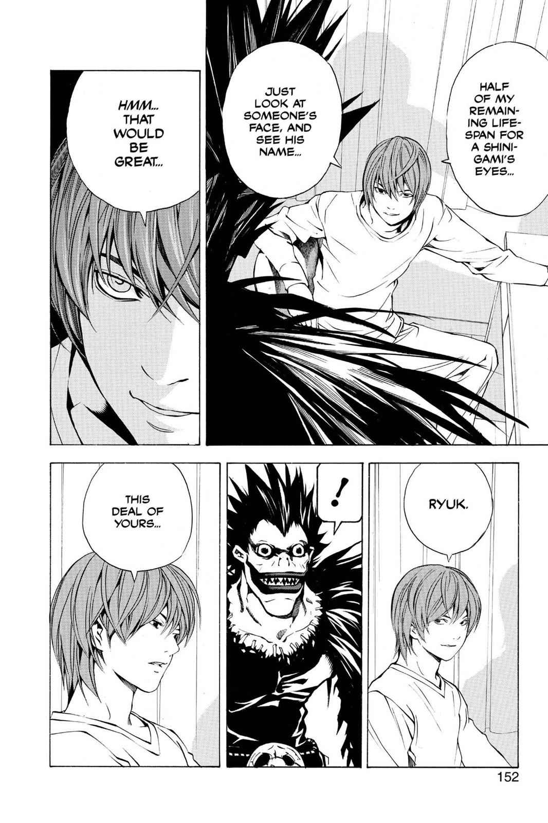 Death Note Chapter 6 Page 2