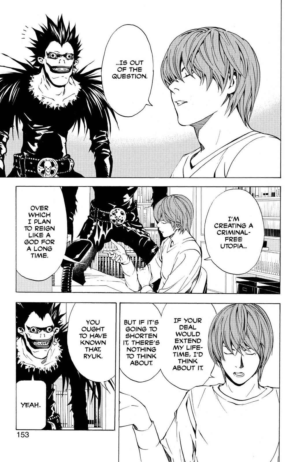 Death Note Chapter 6 Page 3