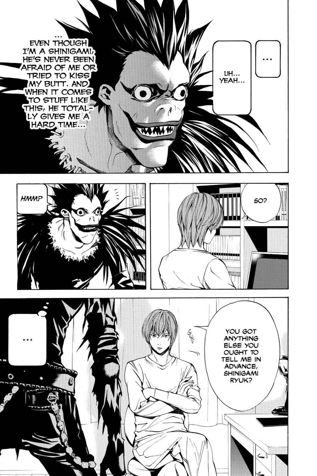 Death Note Chapter 6 Page 5