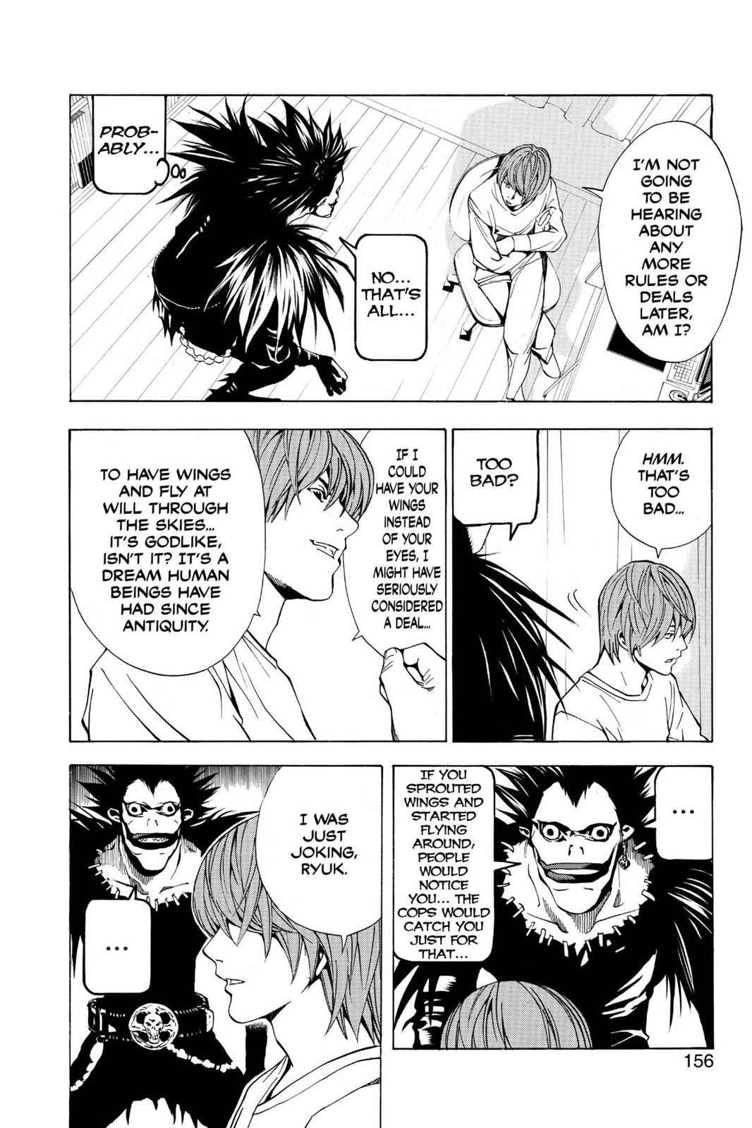 Death Note Chapter 6 Page 6
